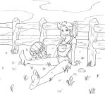 Commish- SariaLinde Hillbilly by Fyuvix