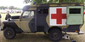 Land Rover Military Ambulance 2 by Dan-S-T