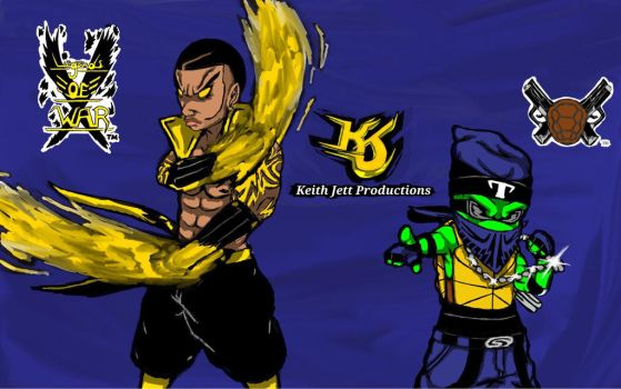 MEET THE KJP TEAMS  by KeithJettProductions