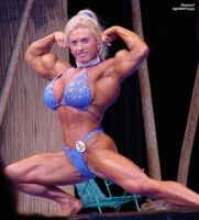 another pumped Joanna Thomas by xbgmusf