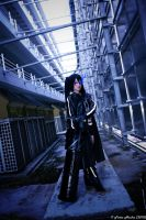 Black Rock Shooter: HOPE by farizasuka