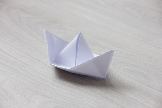 Paper Boat 03 by tamaraR-stock
