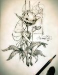 Fairy 16/08/2014 by paperpixy