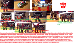 Generations Wheeljack review by superkamiguru5