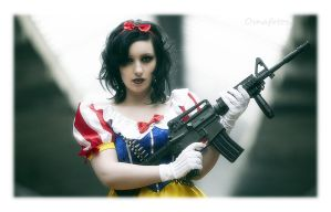 Fairy with ... guns VI by Osnafotos