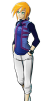 Gwen 10 (transparent png file) by XxdrummerxX