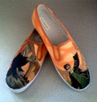 Deathly Hallows Shoes by EMCarts