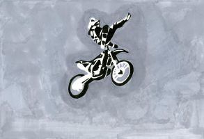 Motorcycle by AnilaStar