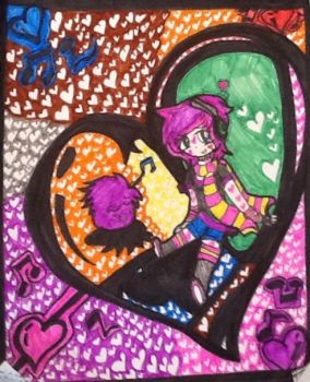 All you need is love by Samm56641