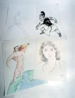 Compilations of Drawing by adjie76