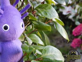 Purple Pikmin in the Forest of Hope - [SDN] by Shadow-Dinosaur
