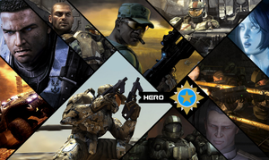 Heroes of the UNSC by GrifballLegend