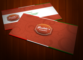 Guild'os restaurant business c by repiano