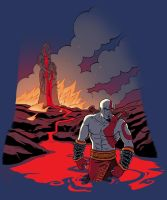 God of War by mcguinnessjohn
