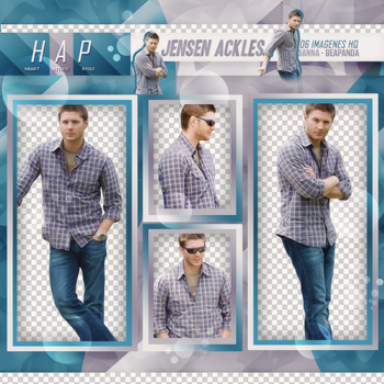 Pack Png 280 - Jensen Ackles by BEAPANDA