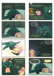 Chrysalis's fluttered adventure p9 Chinese by HowXu