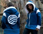 Water Tribe Hoodie / Sweatshirt by Lisa-Lou-Who