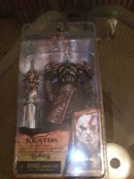 God Of War II Kratos God Armor Action Figure Ver 1 by godofwarlover