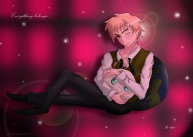 APH World Is England's by Espeonsilverfire2