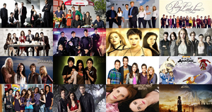 My Fave Shows by cori573