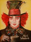 Mad Hatter by structure-of-chaos