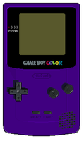 Pixel Gameboy Colour by Pablo-Sanchez