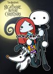 Nightmare Before Christmas by NickyToons