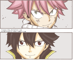 Natsu and Zeref - Chapter 464 by Lisanna-chan