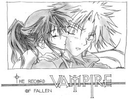 The record of fallen vampire by misguidedgirl