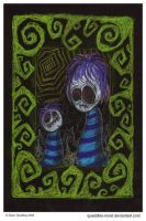 Freaky Nightmare by Quaddles-Roost