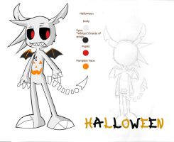 Halloween Reference Sheet by Coffeetology
