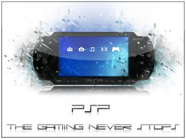 PSP 2008 Design by gameguardman1a