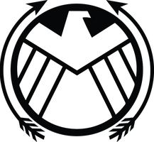 SHIELD Husbands Logo by WildeMoon