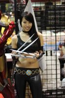 -X23 Cosplay- by Vixen-Virus