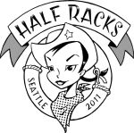 Half Racks t-shirt design by 5red5red
