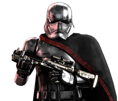 Captain Phasma (RELEASE) by Yare-Yare-Dong