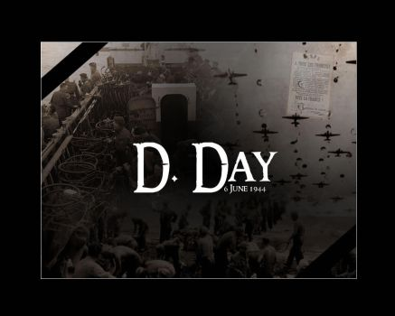 D.Day - 6 June 1944 by thevirus2077