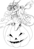 AoEx Halloween by Roots-Love
