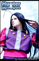 Illumi  cosplay 41 by NakagoinKuto