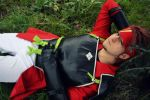 Rest under the tree - Klein Cosplay by Hayato-X-Flame
