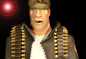 Cpt. Maverik Richards by 3D-Chocoholic-Izzy