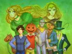 The Marvelous Land of Oz by daekazu