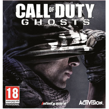 Call of Duty: Ghosts by spikeymikey0196