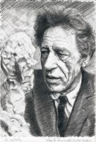 Giacometti by opposite-of-tom8o