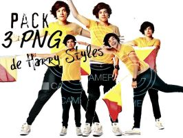Pack 5 PNG de Harry Styles by Eugee04