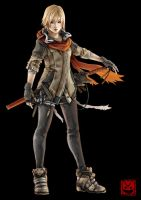 Shuinne's Resistance Outfit by sXeven