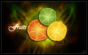 Fruits by Cifro