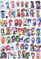 Felt pen doodles 62 by General-RADIX