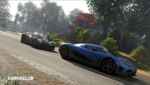 Driveclub by AcerSense