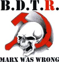 Marx Was Wrong by Toterot